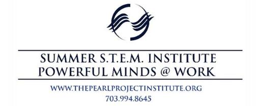 Summer S.T.E.M. Logo