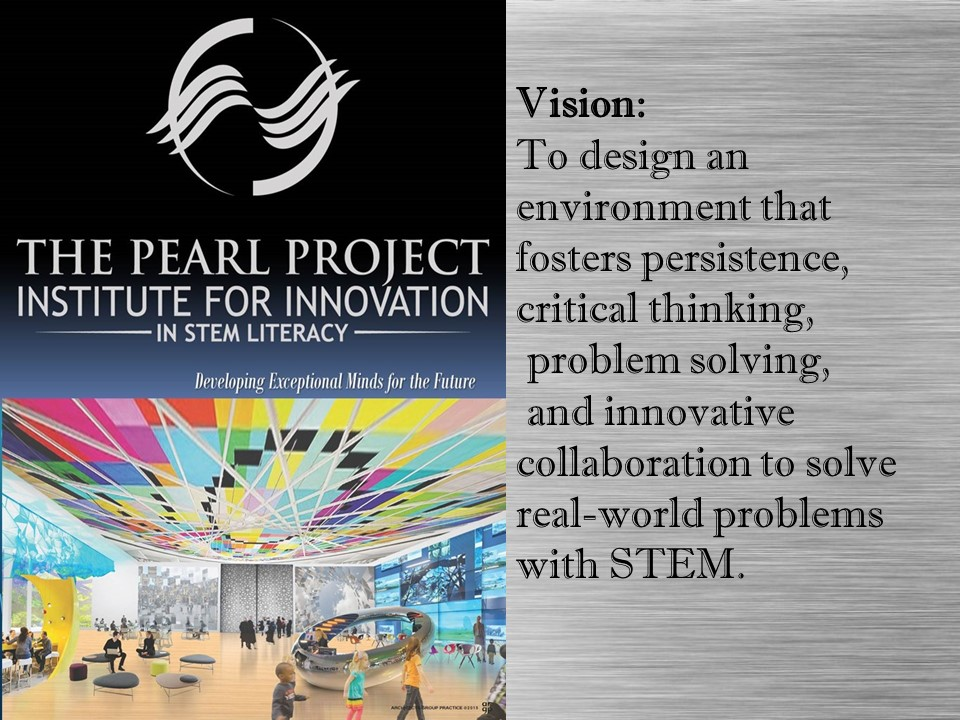 The Pearl Project Vision 1