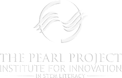 The Pearl Project Institute for Innovation in STEM Literacy, Logo