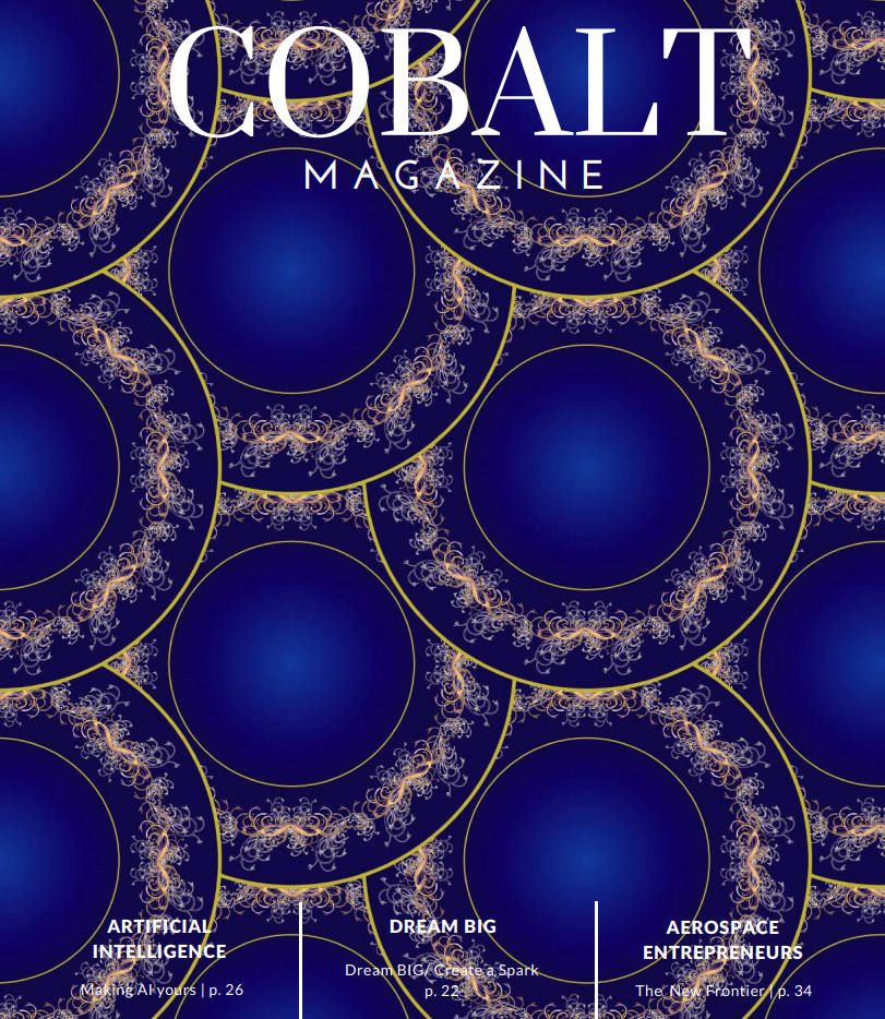 Cobalt Magazine Cover