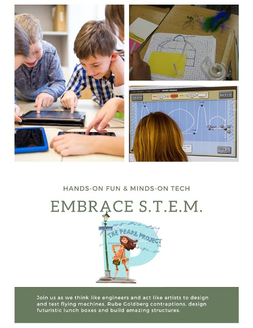 Embrace STEM Image